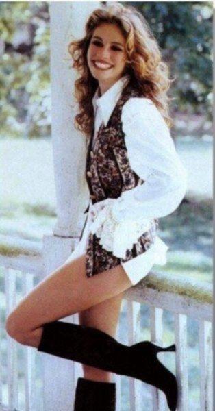 Julia Roberts A Real Pretty Woman